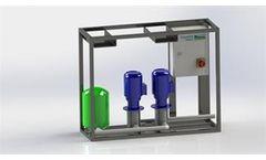 Engeldot - Drinkingwater Booster Pump Units