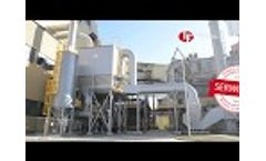 Dedusting and desulphurisation in Fortum Zabrze by Instal-Filter SA Video