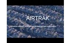 Monitor Airport Greenhouse Gas Emissions – AirTrak - Video