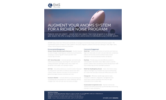 ANOMS - Airport Noise Monitoring and Management Software Brochure