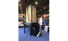 Atlantic - Model X-Series - Wood Dust Collector System