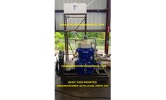 Alfa Laval - Model MOPX-207 - Refurbished Alfa Laval oil purifier separators with EPC-41 control..