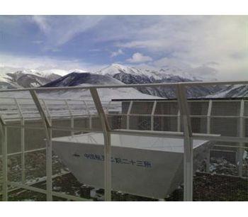 BIRM - Model CFL-03 - boundary layer wind profiler radar