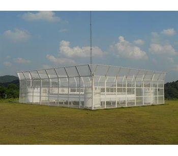 BIRM - Model CFL-16 - high troposphere wind profiler radar