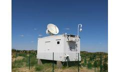 BIRM - Model WRX-100 - X band solid state dual polarized doppler weather radar