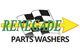 Renegade Parts Washers and Detergents a brand by Service Line, Inc
