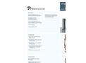 3P - Model 2000510 - Copper Downpipe Filter