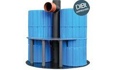Hydrosystem - Model 1000 - Rainwater Filter