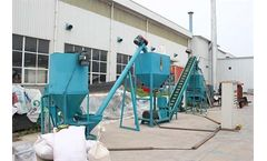 Gemco - Model STLP 300 - Small Feed Pellets Line Plant