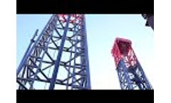 Water Well Drill Rig (Ergul Drill Rig) Video