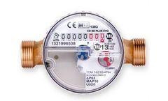 MecTo - Model CD SD Plus EVO - Dry Dial Single Jet Water Meter