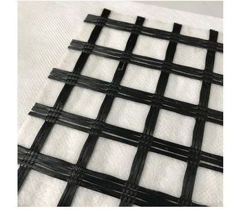 Asphalt Reinforcement Fiberglass Geogrid Composites