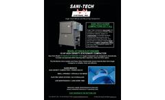 Sani Tech - Model ST1540/30 & ST1540/30IN - Auger Compactors Brochure