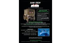 Sani Tech - Model ST1546/36 & ST1546/36IN - Auger Compactors Brochure