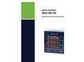 SIRAX BM1400 High Voltage DC Measuring - Operating Instructions