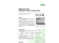SINEAX P530 Transducer for Active or Reactive Power - Data Sheet