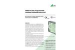 SINEAX VC603 Programmable Combined Transmitter/Alarm Unit - Data Sheet