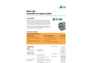 KINAX 3W2 Transmitter for Angular Position - Data Sheet