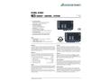 U1603 Mini-Summator, 6 Inputs, LON - Technical Data