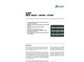 U1600 Summator, 24 Metering Channels - Technical Data