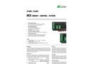U1602 LON Micro-Summator - Technical Data