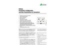 ECSwin Parameters Configuration and Data Visualization for Summators - Technical Data