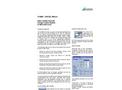 U1600 Excel-Makro for Data Upload for Summators U16xx - Technical Data