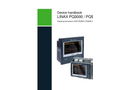 LINAX PQ5000 Transparent Monitoring of Power Quality and Energy Consumption - Device Handbook