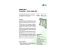 SINEAX B812 Transmitter – Power Supply Unit - Data Sheet