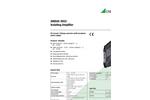 SINEAX VS52 Isolating Amplifier - Data Sheet