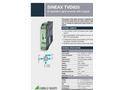 SINEAX TVD825 Isolating Amplifier DC-Signal Duplicator (Current/Voltage) - Data Sheet