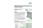 SINEAX V624, Programmable Temperature Transmitter for RTD and TC Inputs - Data Sheet