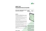 SINEAX V604 Programmable Universal Transmitter - Data Sheet