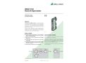 SINEAX TI816-5 Passive DC Signal Isolator - Data Sheet
