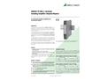 SINEAX TV808-12 2 Channels Isolating Amplifi er Unipolar/Bipolar - Data Sheet