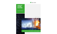 Products Systems Solutions - For Electrical Instrumentation - Brochure