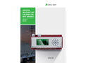 Camille Bauer - Model SINEAX CAM Mobile - Active/Reactive Energy Meters - Brochure