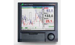 LINAX - Model DR2000 - Videographic Recorder