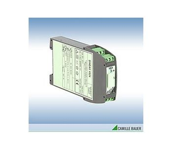 SINEAX - Model V624 - Programmable Temperature Transmitter for RTD and TC Inputs