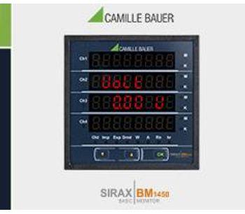 SIRAX - Model BM1450 - Multifunctional DC Energy Meter