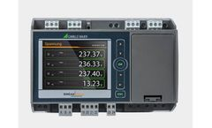 SINEAX - Model DM5000 - For Monitoring all Aspects of Power Distribution