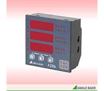 SINEAX - Model A230s - Multifunctional Power Monitor