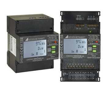 ENERGYMID - Model EM2281 and EM2389 - Multifunctional Energy Meter
