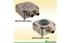 KINAX - Model N705-MEMS - Robust Inclinometer