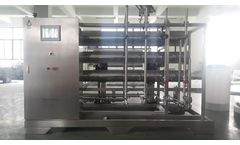 CY-Water - Model CY-RO - Water Treatment Equipment for pharma
