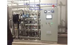 CY-Water - Model CY-PW - Water Treatment Equipment /Reverse Osmosis Water Purification Plant