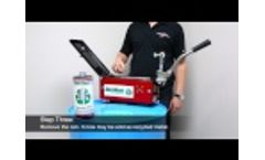 AeroVent 1X Aerosol Can Disposal System Video