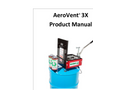 AeroVent - Model 3X - Aerosol Can Disposal System  Manual