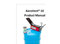 AeroVent - Model 1X - Aerosol Can Disposal System Manual