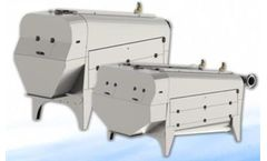 Model RDS - Rotary Drum Screens